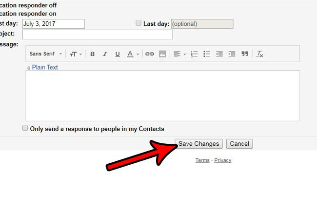 enable gmail keyboard shortcuts