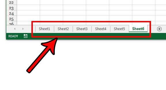 How to Hide Multiple Worksheets in Excel 2013 - Solve Your Tech