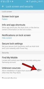 how to install third-party apps in android marshmallow