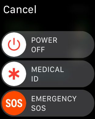 how to quit an app on the apple watch