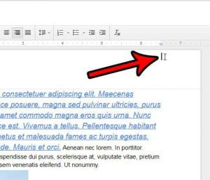 How to Delete a Header in Google Docs