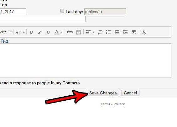 how to set your gmail signature