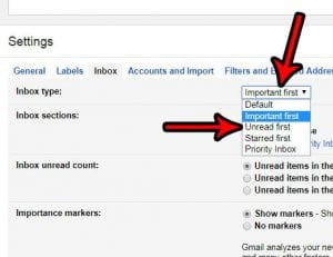 how to switch from tabs in gmail