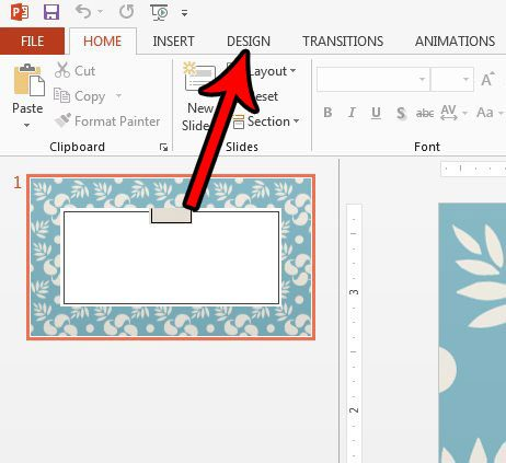 how to size your slides for legal paper in powerpoint 2013 solve