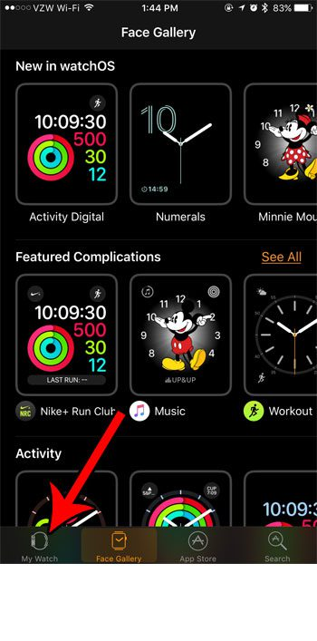 How To Set A Monogram On Your Apple Watch Solve Your Tech