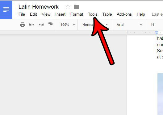 How to Run Spell Check in Google Docs - Solve Your Tech