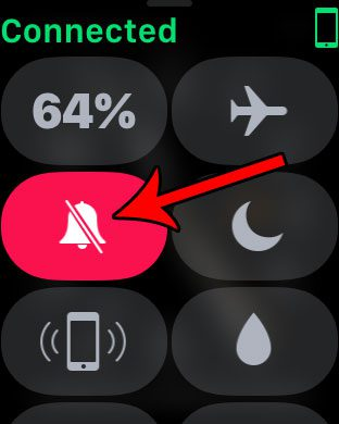 apple watch turn off sounds