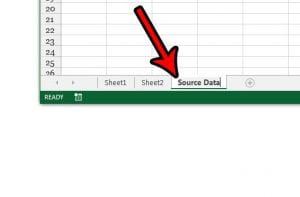 how give worksheet different name excel 2013