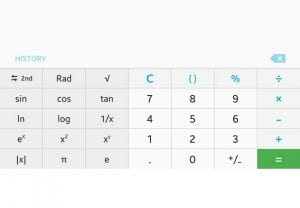 How to Get Advanced Functions on the Calculator in Android Marshmallow