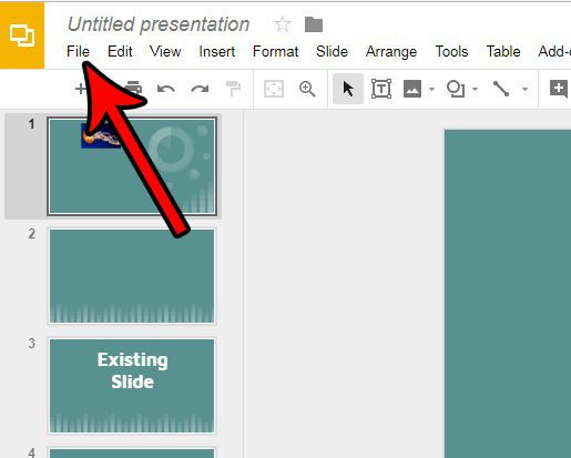 how to hide the background when printing in google slides solve