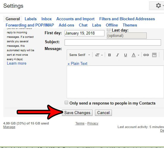 show more emails at once in gmail