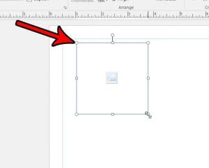 How to Add a Picture Placeholder in Publisher 2016