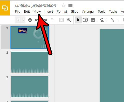 how to view your presentation in google slides solve your tech