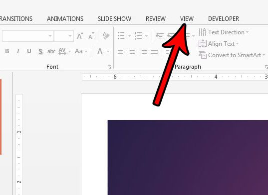 how to show speaker notes in powerpoint 2013