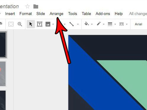How To Change Layer Order In Google Slides Solve Your Tech