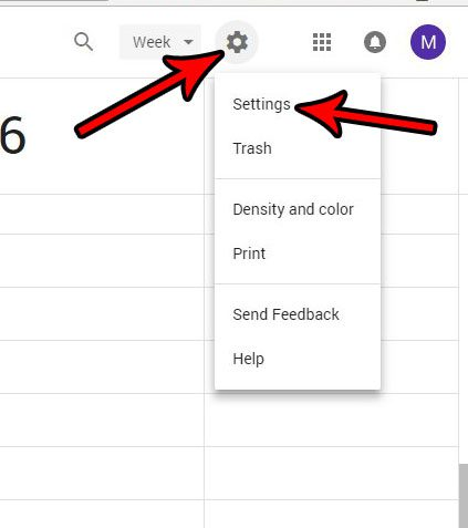 how to stop the gmail google calendar event sync