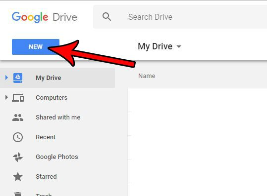 can i save files from my computer to google drive