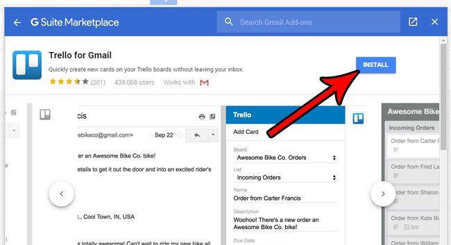 where can i get add-ons for gmail