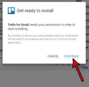 how to install an add-on in gmail