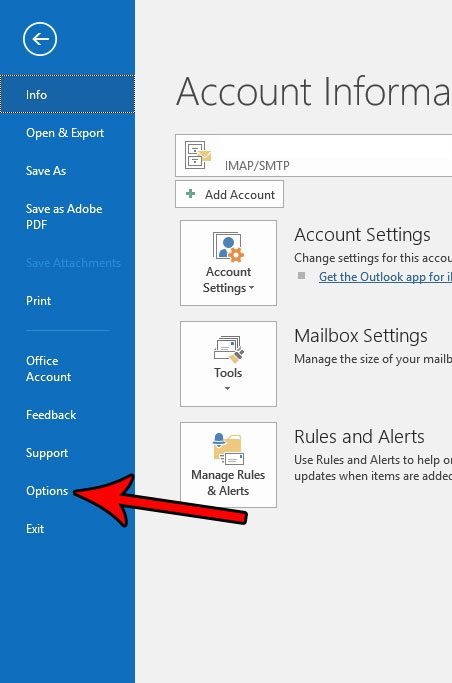 automatically add information to end of outlook email
