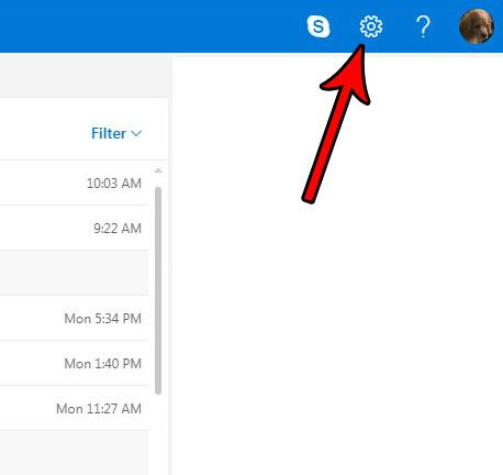 hide pictures and initials next to contact in outlook