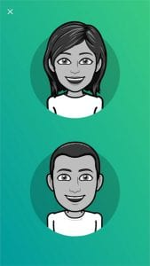 How to Create a New Bitmoji Person on an iPhone