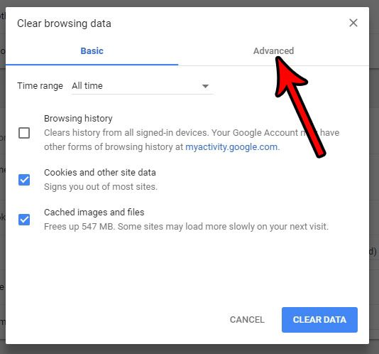 removing stored passwords from chrome