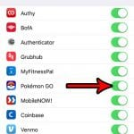 how to change pokemon go camera permissions on iphone