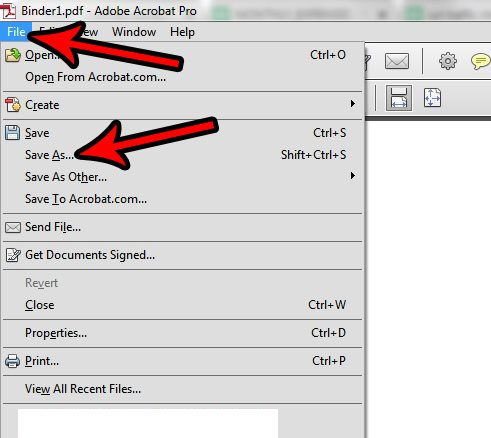 how combine multiple pdfs into one file adobe acrobat