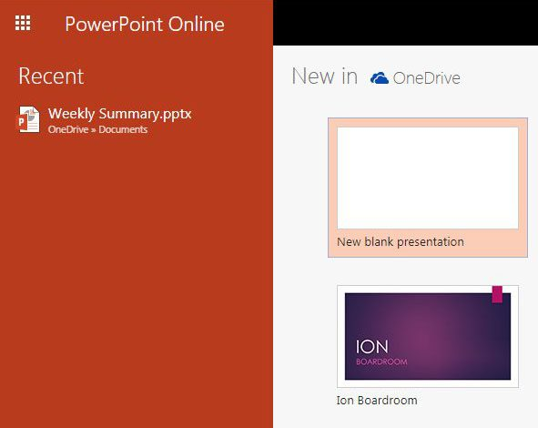 powerpoint online make copy of slide