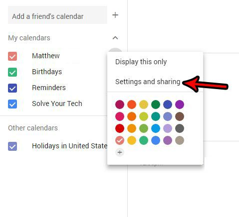 How to View a Google Calendar File in Excel - Solve Your Tech
