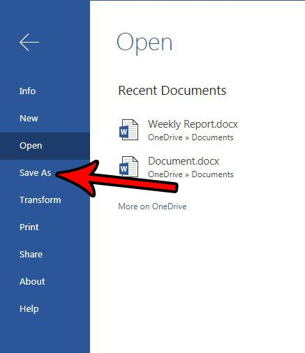 download a pdf copy from word online
