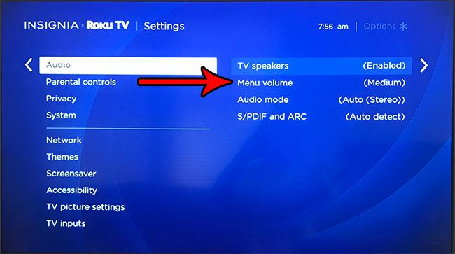 How to Turn Off Menu Clicks on the Roku TV - Solve Your Tech