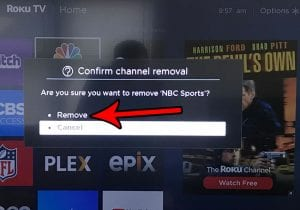 How to Delete a Channel on a Roku TV
