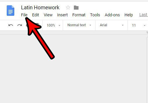 how to convert google docs to epub