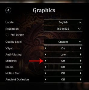How to Turn Off Shadows in MTG Arena