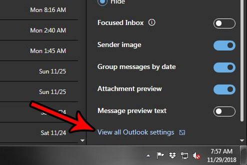 block links from unknown senders in outlook.com