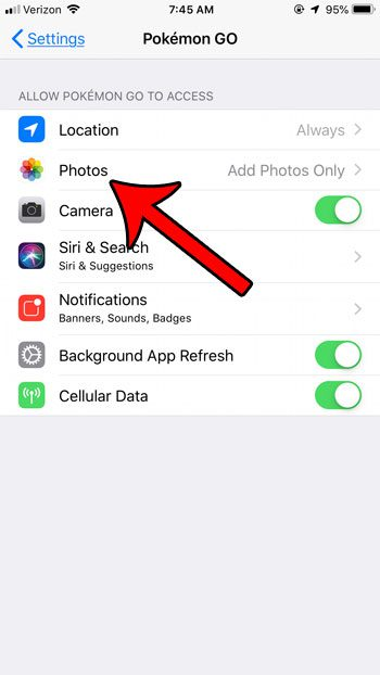 How to Stop Pokemon Go from Saving Pictures to the Camera Roll on