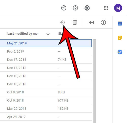 how to restore a file from the trash in Google Drive
