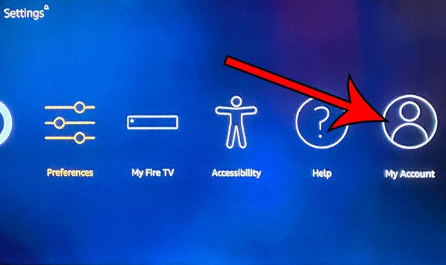 How to Sign Out of an Amazon Account on an Amazon Fire TV ...