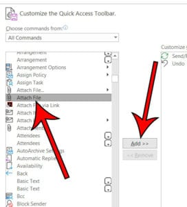 how to insert a text in Microsoft Outlook for Office 365