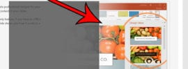 how to cut part of a picture in Powerpoint